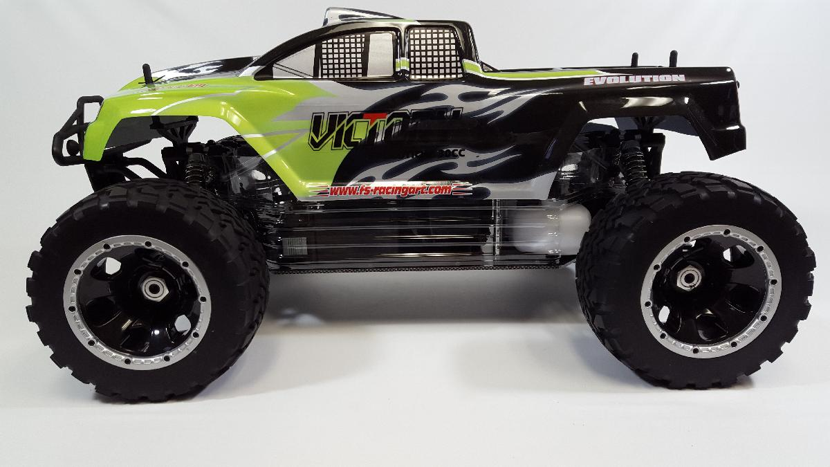scale gas monster truck 5th racing fs powered imex trucks 30cc 4wd mini rc 4ghz traxxas qualifier cars erie stations