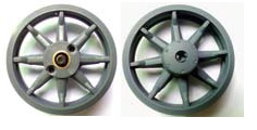 Heng Long Sturmgeschutz III Idler Wheel Set - Sturmgeschutz III Idler Wheel Set