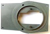 Heng Long KV-1 Turret Lower Plate - KV-1 Turret Lower Plate