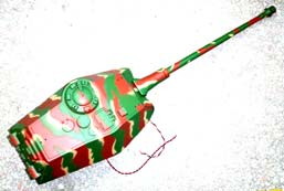 Heng Long King Tiger Turret (Airsoft) - King Tiger Turret (Airsoft)
