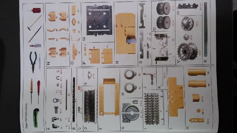 CAM00037 taigen early tiger 1 1 16th scale kit Basic Electrical Wiring Diagrams at creativeand.co