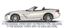 1/18 SL DODGE VIPER SRT 10 2003