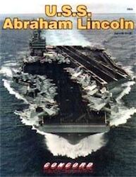 USS ABRAHAM LINCOLN BOOK