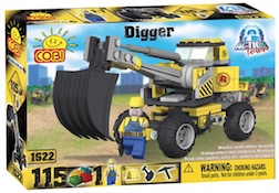 CONSTRUCTION - DIGGER (115 PC)