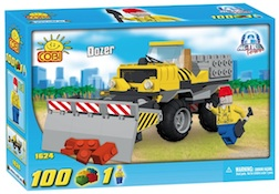 CONSTRUCTION - BULLDOZER (100 PC)