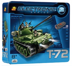 ELECTRONIC - MILITARY - T-72 TANK