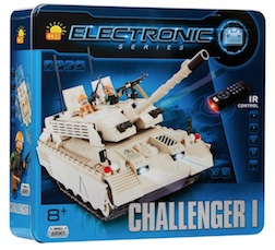 ELECTRONIC - MILITARY - CHALLENGER TANK