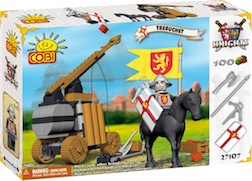 KNIGHTS - TREBUCHET (100 PC)