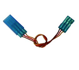 MW JR 3 INCH SERVO EXTENSION 32AWG
