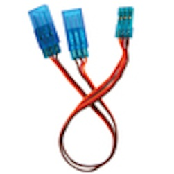 MW JR 6 INCH Y-HARNESS 32AWG