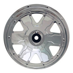 1/5 YUMA RIM CHROME (REAR PAIR)
