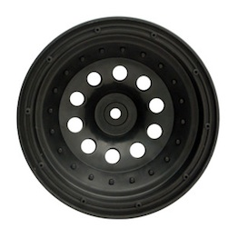 1/5 PLUTO MONSTER TRUCK RIM (BLACK) PAIR
