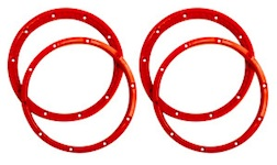 1/5 MONSTER BEADLOCK RINGS (RED)
