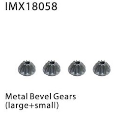 BEVEL GEARS (LARGE AND SMALL)