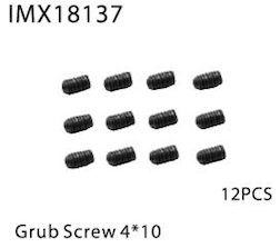 GRUB SCREW 4*10