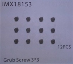 SET SCREW M3*3MM