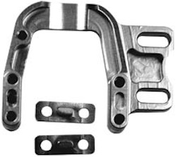 X17 ALUM CHROME ENGINE MOUNT JATO