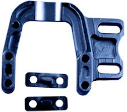 X17 ALUM BLUE ENGINE MOUNT JATO