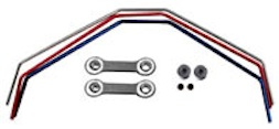 X17 CHROME STABILIZER BAR REAR JATO