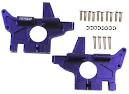 X47 BLUE REAR BULKHEAD T-MAXX