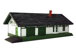 FREIGHT STATION HO SCALE
