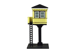 SIGNAL TOWER HO SCALE