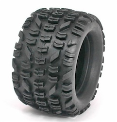 DIRT DAWG TIRES SOFT FOR T-MAXX