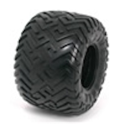 BAJA TIRES PAIR-CLOD/TXT-1 (1 PAIR)