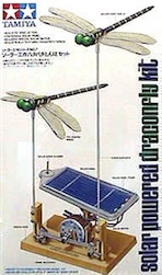 SOLAR POWERED DRAGONFLY