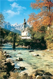 RAMSAU CHURCH 1,000 PIECE PUZZLE