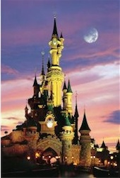 FANTASY WORLD 1,000 PIECE PUZZLE GLOW-IN-THE-DARK