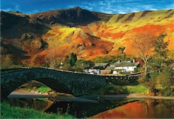 1500 PIECE DERWENT BRIDGE PUZZLE