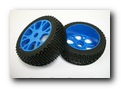 VRX812 PRE-MOUNTED TIRES 2P -