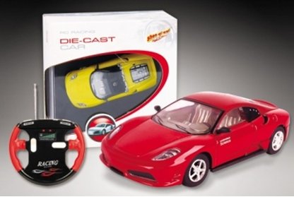 (6666) 1:43 DIE--CAST R/C CAR ASST.