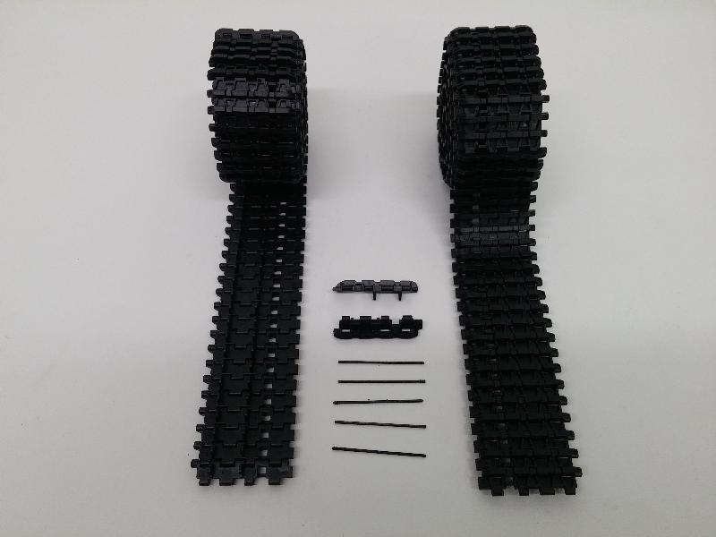 TIGER 1 EARLY PLASTIC CATERPILLAR TRACK SET