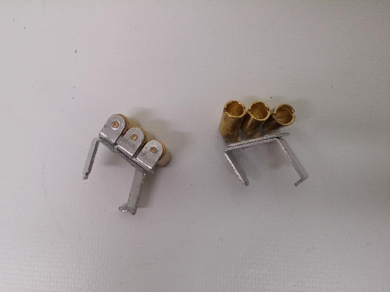 TIGER 1 SMOKE DISCHARGERS