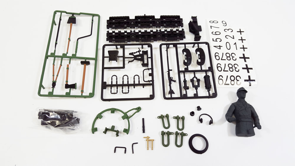 Accessory Kit - Panther G Plastic Edition - Fits: TAG13010, TAG13011