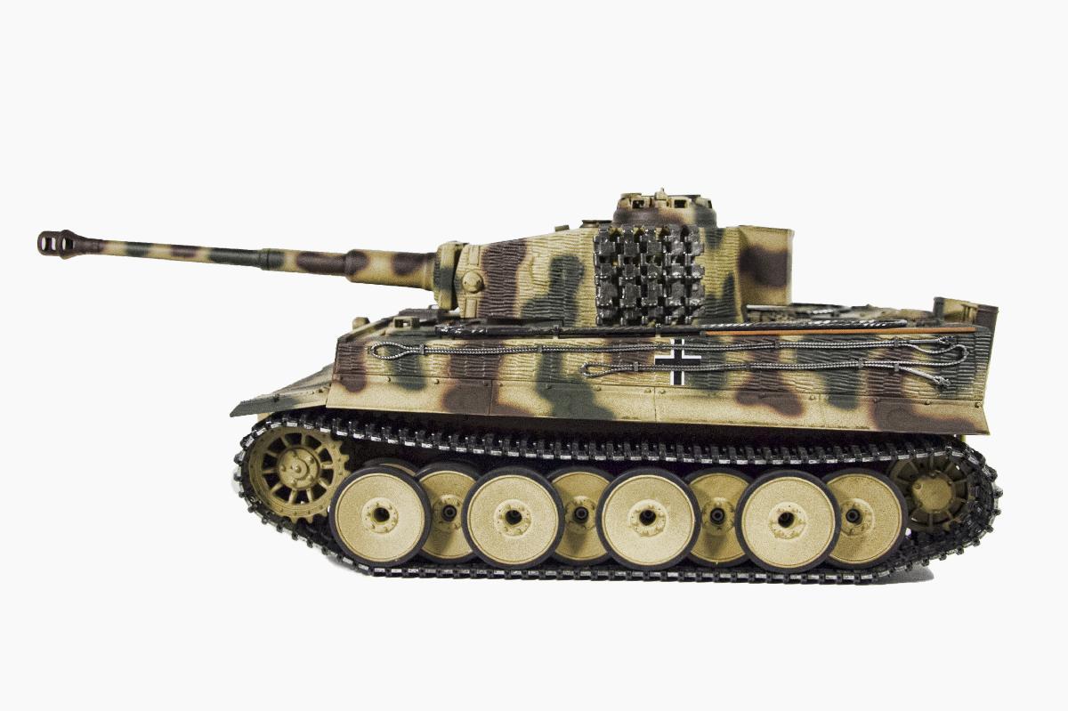 Haut Taigen Tiger 1 Mid Version (Metal Edition) Airsoft 2.4GHz RTR RC  UN44