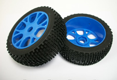 VRX812 PRE-MOUNTED TIRES 2P