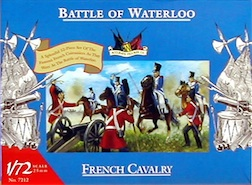 1/72 WATERLOO FRENCH CAVALRY