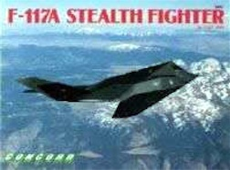 F-117A STEALTH BOOK