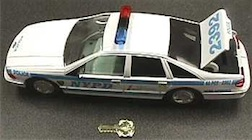 1/24 NYPD POLICE BNK CHEVY