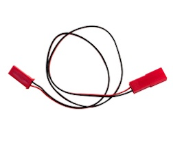 MW JST (BEC) 12 INCH EXTENSION 32AWG