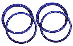 1/5 MONSTER BEADLOCK RINGS (BLUE)