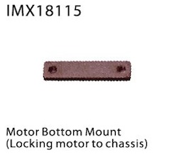 MOTOR BOTTOM MOUNT