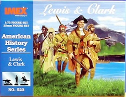 1/72 LEWIS AND CLARK