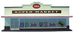 SUPERMARKET HO SCALE
