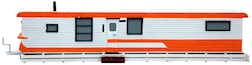 1958 SKYLINE TRAILER HO SCALE