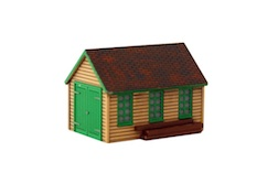 MAINTENANCE SHED HO SCALE