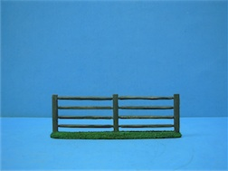 1/72 FENCE (4 PCS) POLYSTONE BUILDING
